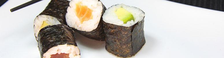 Sushi-Temaki