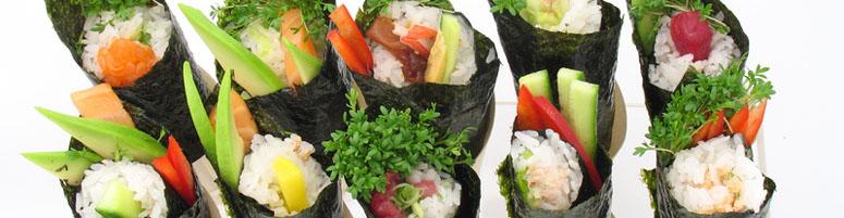 Sushi-Sandwiches