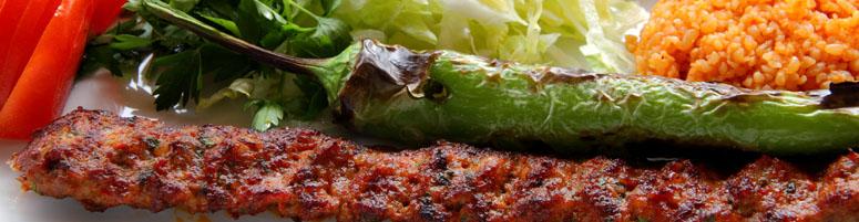 Kebab Spezialität