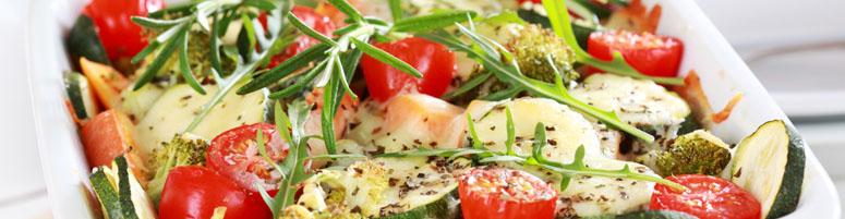 Gemüse-Kombination