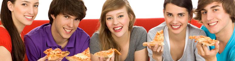 Familienpizza