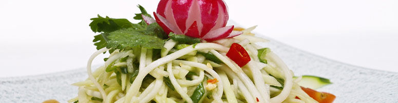 Chinesische Salate