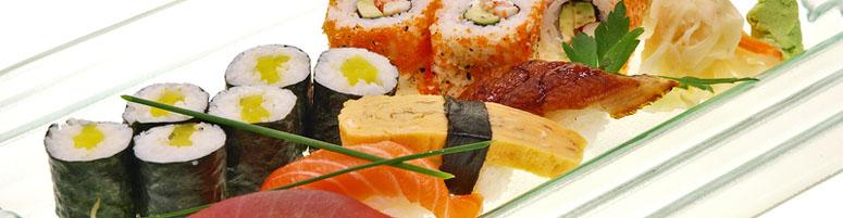 Friend Sushi Menüs