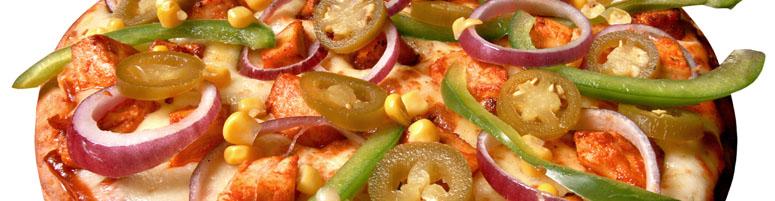 Spezial Pizzas