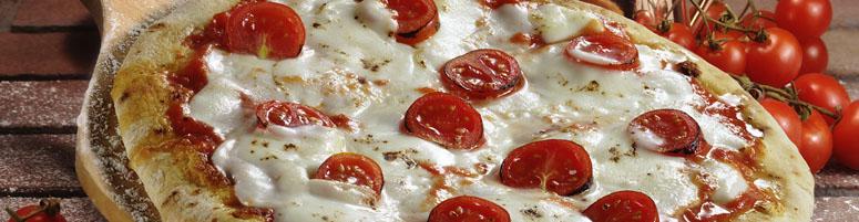 Hollandaise Pizza
