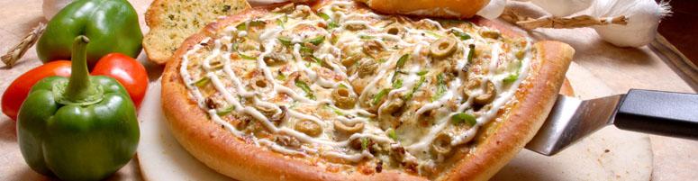 Neue Pizza Spezialitäten