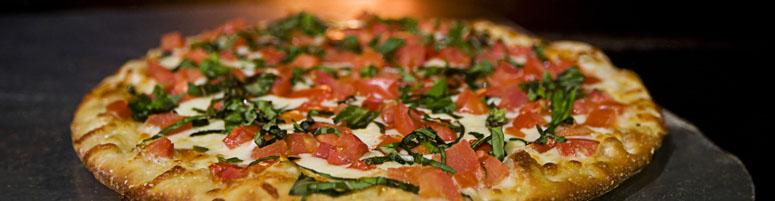 Vegetarisch Pizza