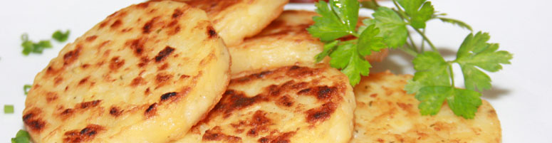 Kartoffeln-Rösti