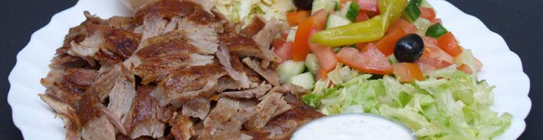 Döner-Gerichte