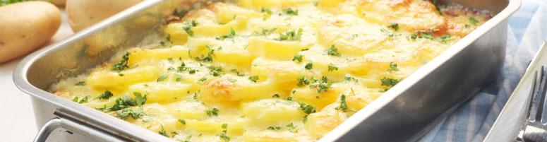 Kartoffelgratins