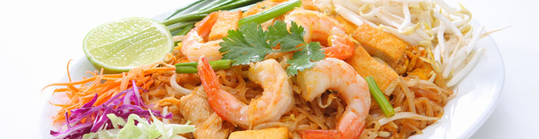 Gebratene Reis- ODER Nudelgerichte