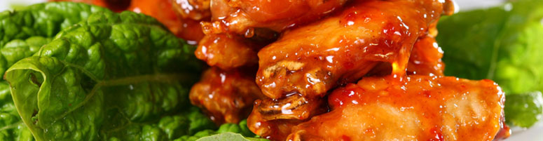 Chicken Wings überbacken