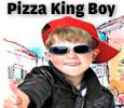 Pizza King Boy