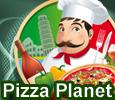 Pizza Planet Haus